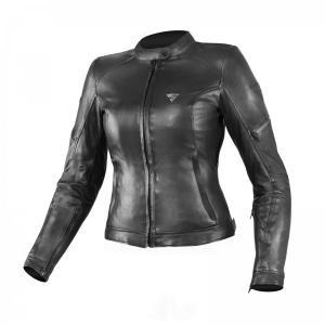 Dámska bunda na motocykel Shima Monaco čierna