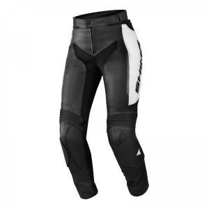 Dámske nohavice na motocykel Shima Miura biele výpredaj