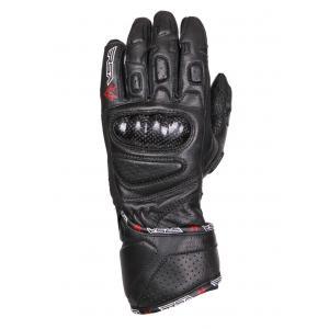 Dámske rukavice na motorku RSA RX-1 čierne