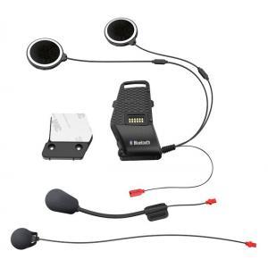 Držiak na prilbu s príslušenstvom pre Bluetooth Intercom SENA 10S