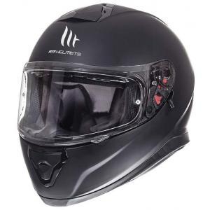 Integrálna prilba na motorku MT Thunder 3 SV čierna matná - II. akosť