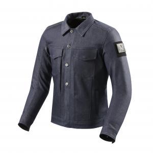 Košeľa na motocykel Revit Crosby modrá výpredaj