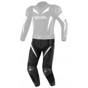 Pánske nohavice na motocykel RSA GPX čierno-biele