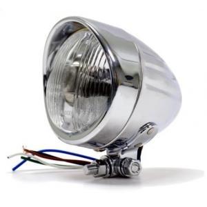 Predné prídavné svetlo R-TECH chróm