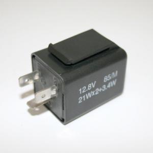 Prerušovač smeroviek, 3 pólový elektronický 12 V