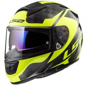 Prilba na motocykel LS2 FF397 Vector C EVO Shine výpredaj