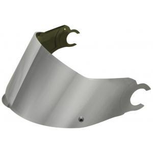 Strieborno-irídiové plexisklo pre prilbu LS2 FF313