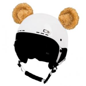 Uši na prilbu Medvedík