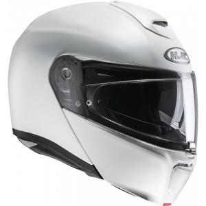Odklápacia prilba na motocykel HJC RPHA 90 biela matná výpredaj