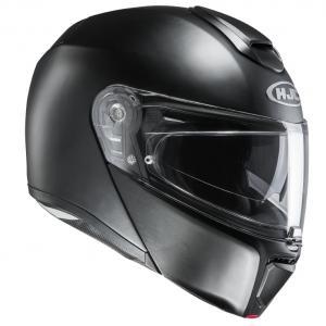 Vyklápacia prilba na motorku HJC RPHA 90 čierna matná výpredaj