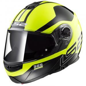Odklápacia prilba na motocykel LS2 FF325 Strobe Zone výpredaj