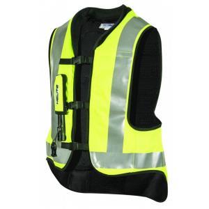 Airbagová vesta HELITE Airnest fluorescenčno žltá