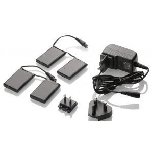 Batérie s nabíjačkou pre vyhrievané rukavice a ponožky KLAN-e 7.4 V/3 A
