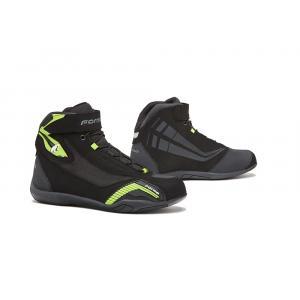 Motocyklová obuv Forma Genesis čierno-fluorescenčno žltá
