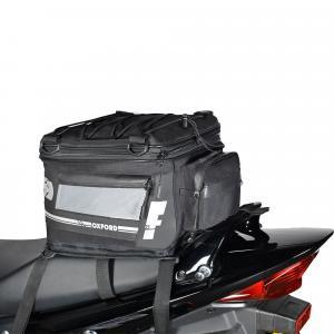 Taška na sedlo spolujazdca Oxford F1 Tailpack 35 l