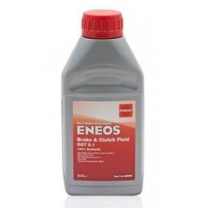 Brzdová kvapalina ENEOS Brake & Clutch Fluid DOT5.1 0,5 l