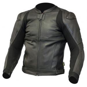 Bunda na motocykel Ozone Volt čierna výpredaj