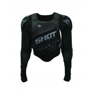 Chránič tela Shot Ultralight čierno-šedý výpredaj