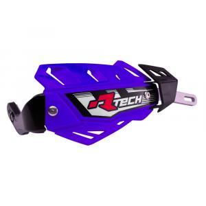 Chrániče rúk RTECH FLX ATV/QUAD modré