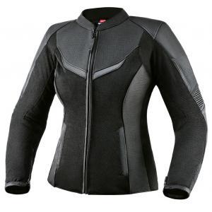 Dámska bunda na motocykel Rebelhorn Rocket čierna výpredaj