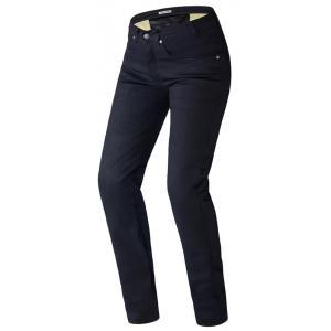 Dámske jeansy na motocykel Rebelhorn Classic II čierne
