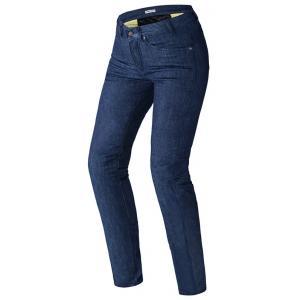 Dámske jeansy na motocykel Rebelhorn Classic II tmavo modré