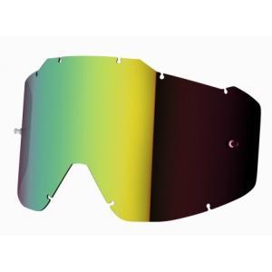 Dúhovo-irídiové sklo do okuliarov Shot Assault/Iris ANTIFOG