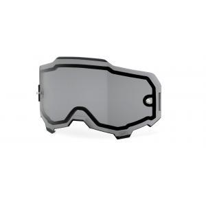Jemne tmavé sklo Dual do okuliarov 100 % ARMEGA