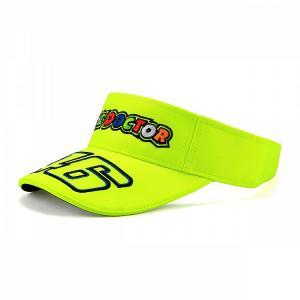 Šilt VR46 Valentino Rossi THE DOCTOR - žltá