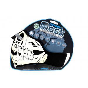 Maska na tvár Oxford Glow Skull