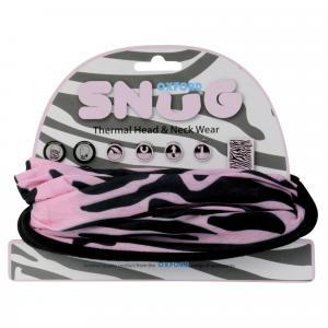 Multifunkčná šatka Oxford Snug Pink Zebra