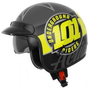 Otvorená prilba na motocykel Cassida Oxygen 101 Riders