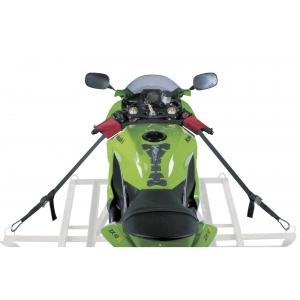 Riadidlové popruhy pre zabezpečenie motocykla Oxford Super WonderBar