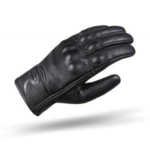 Rukavice na motocykel Street Racer Striker čierne