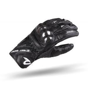 Rukavice na motocykel Street Racer XTR čierne