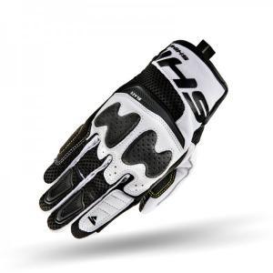 Rukavice Shima Blaze bielo-čierne