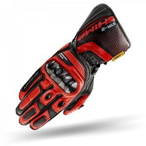 Rukavice Shima STR-2 čierno-červené