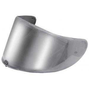 Strieborno-irídiové plexisklo pre prilbu LS2 FF323