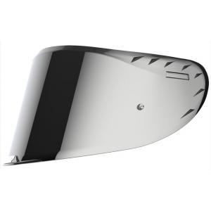 Strieborno-irídiové plexisklo pre prilbu LS2 FF327