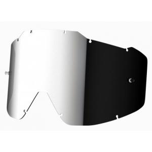 Strieborno-irídiové sklo do okuliarov Shot Assault/Iris ANTIFOG