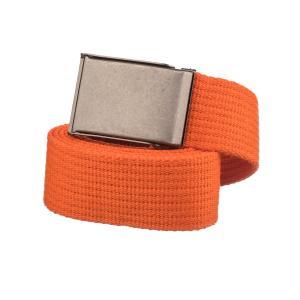 Textilný opasok RSA Casual oranžový