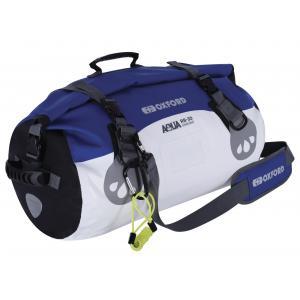 Vak Oxford Aqua RB-30 Roll Bag odolný proti vode bielo-modrý