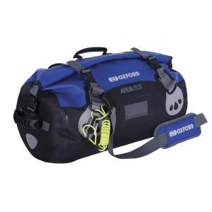 Vak Oxford Aqua RB-30 Roll Bag odolný proti vode čierno-modrý