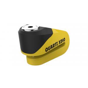Zámok kotúčovej brzdy Oxford Quartz XD10 žlto-čierny