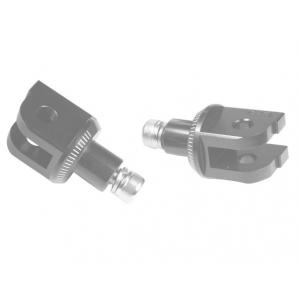 Footpeg adapters PUIG 6343N čierna