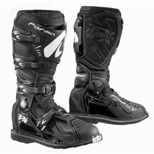 Vysoké čižmy na motocykel Forma Terrain TX čierne