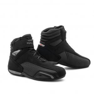 Motocyklová obuv Stylmartin Vector Air čierno-sivá výpredaj