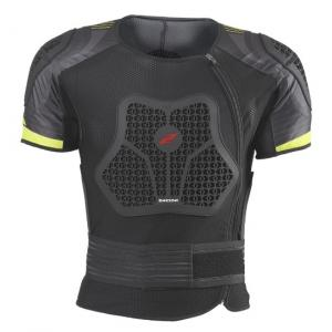 Chránič Zandona Netcube Vest Pro X8 čierno-fluorescenčno žltý 180 - 189 cm výpredaj