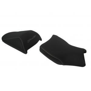 Komfortné sedadlo SHAD SHS0B610C čierne,šedá šev
