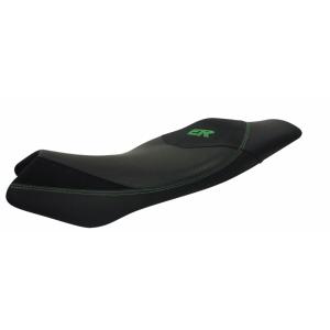 Komfortné sedadlo SHAD SHK0E6107 čierne,zelená šev